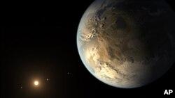 지구 닮은 행성 발견...생명체 가능성 관심