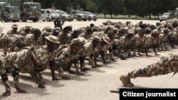 Umutwe w'ingabo udasanzwe uhanganye na Boko Haram muri Nigeriya