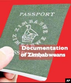 "An image from South Africa's Department of Home Affairs, highlighting the government's drive to ""document"" the hundreds of thousands – and perhaps millions – of Zimbabweans living legally and illegally in the country"