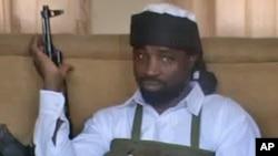 Imam Abubakar Shekau, leader de la secte islamiste Boko Haram