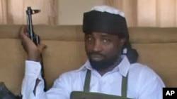 Imam Abubakar Shekau, leader de la secte islamiste Boko Haram, le 9 juillet 2012.
