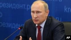 Президент РФ Владимир Путин (архивное фото)