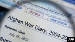 Các tài liệu Wikileaks có thể gây nguy hiểm cho quân đội Mỹ