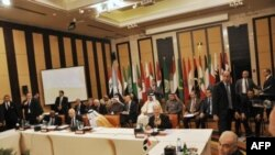 Članovi Arapske lige raspravljali su juče u Kairu o situaciji u Siriji