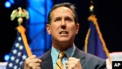 Ông Santorum, 57 tuổi, sẽ loan báo kế hoạch ra tranh cử của ông tại một nhà máy ở Pennsylvania, tiểu bang mà ông từng làm đại diện ở Hạ viện và Thượng viện trong những năm từ 1991 đến 2007.