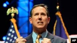 Cựu Thượng nghị sĩ Rick Santorum.