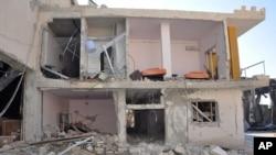 Esad Yanlısı Televizyon Kanalına Saldırı