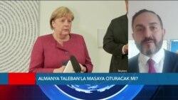 Merkel Moskova'ya Gidiyor