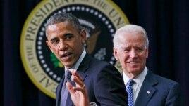 Predsednik Barak Obama i potpredsednik Džo Bajden