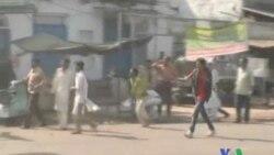 2011-12-03 粵語新聞: 印度人抗議紀念博帕爾毒氣泄漏事件27週年