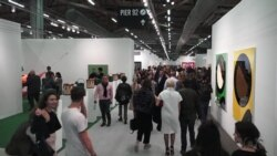 Galleries Worldwide Showcase Artists at New York's Armory Show