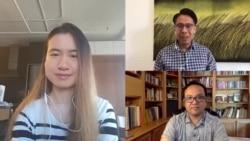 คุยข่าวกับ VOA Thai ในรูปแบบ work from home ประจำวันอังคารที่ 5 พฤษภาคม 2563