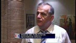 Bisedë me publicistin Nexhmedin Spahiu