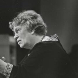 Margaret Meade was a strong supporter of women's rights