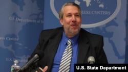 美国国务院网络问题协调员佩因特(图片来源:美国国务院)