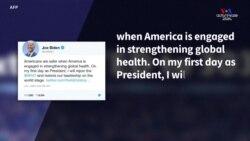 """Ջո Բայդեն. """"Նախագահի պաշտոնում իմ առաջին օրը ես կրկին կմիանամ Առողջապահության համաշխարհային կազմակերպությանը"""""""