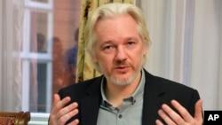Pendiri situs WikiLeaks, Julian Assange (Foto: dok).