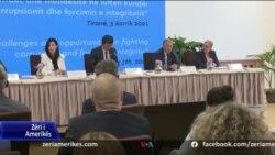 Tiranë: SHBA dhe BE presin më shumë rezultate në luftën kundër korrupsionit