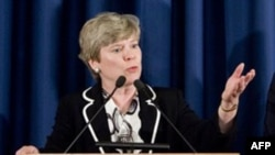 Помощник госсекретаря США Роуз Гетемюллер (архивное фото)