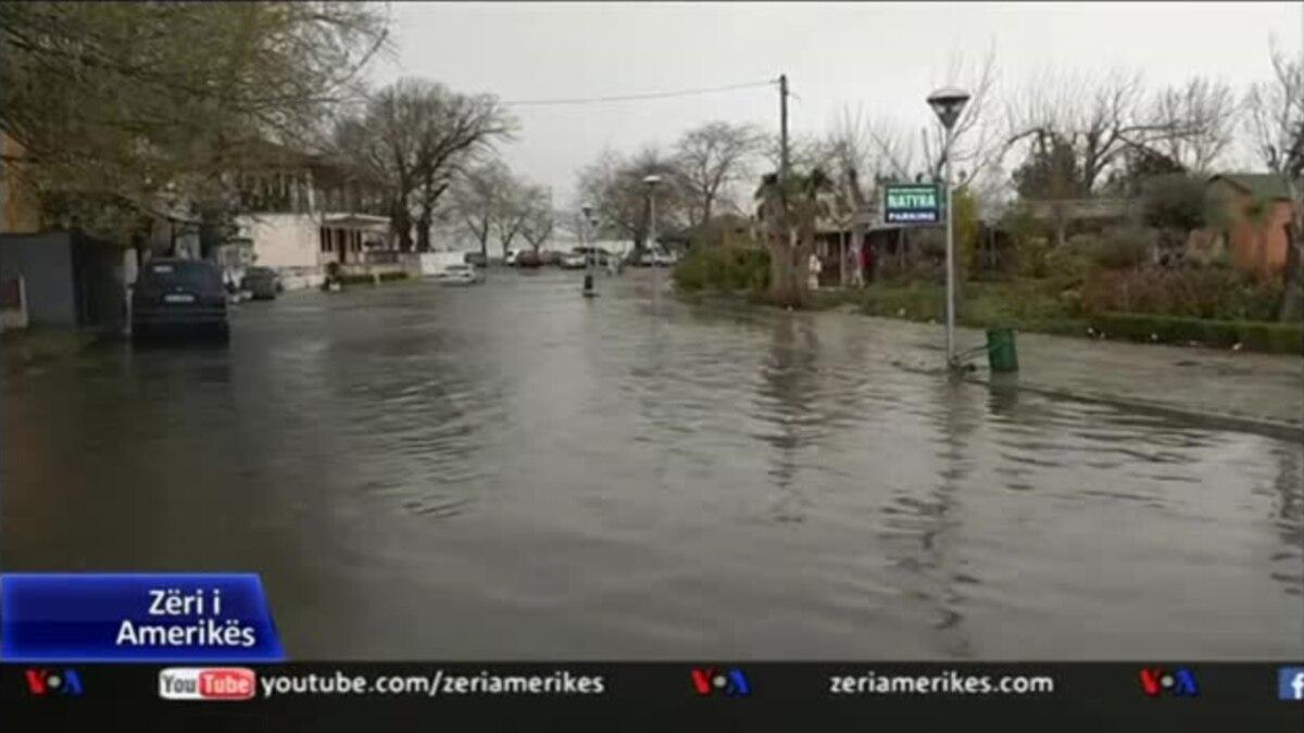Vazhdon të zgjerohet zona e përmbytur rreth Shkodrës
