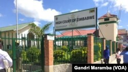 Masvingo Court