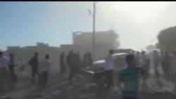 2012-08-22 美國之音視頻新聞: 敘利亞稱西方正在為軍事干預尋找借口