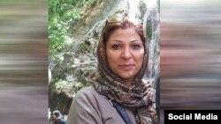 فتانه نبیل زاده شهروند بهایی که در مشهد بازداشت شد