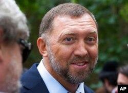 Oleg Deripaska là một đồng minh thân cận của Tổng thống Nga Vladimir Putin.