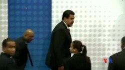 2015-04-12 美國之音視頻新聞:奧巴馬會晤委內瑞拉等國家總統