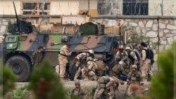 ۲۰۰ شبه نظامی در افغانستان بازداشت یا کشته شدند