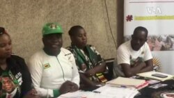 Zanu PF Youth League Breathing Fire ...