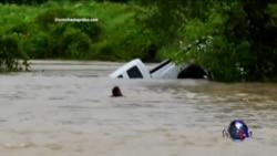 千年不遇的洪水侵袭南卡