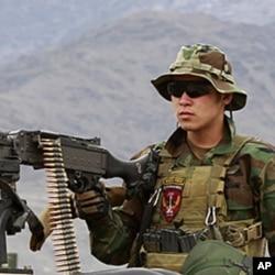 AQSh kuchlari, Kunar viloyati