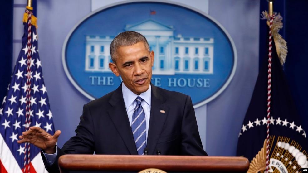 Obama: Rusët, përgjegjës për sulmet kibernetike
