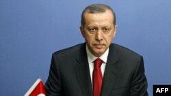 Kryeministri turk Erdogan