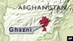 Hai người nước ngoài đang đi trên một xa lộ từ Kabul tới tỉnh Ghazni thì bị bắt cóc.