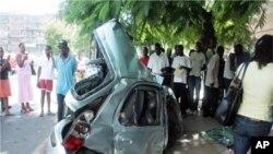 O excesso de velocidade,a inobservância dos pressupostos do código de estrada,ultrapassagens irregulares,condução sob influência de álcool estão na base destes acidentes.
