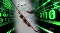 2016-02-24 美國之音視頻新聞: 蘋果手機案的結果可能成為重要先例