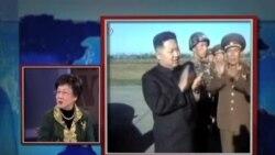 美国之音专访吕秀莲 谈朝鲜导弹危机
