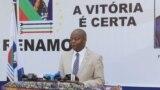 José Manteigas, porta-voz da Renamo, Moçambique