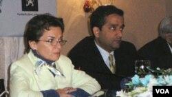 Christiana Figueres dijo que los acuerdos de Cancún son un paso pequeño para el planeta, pero representan un comienzo.