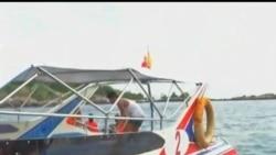 2013-03-13 美國之音視頻新聞: 人權觀察指泰國海軍向羅興亞族難民開火