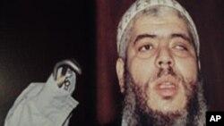 Tersangka teroris Abu Hamza al-Masri yang tinggal di Inggris menghadapi ancaman deportasi ke Amerika (foto: dok).