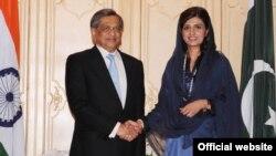 پاک بھارت وزرائے خارجہ