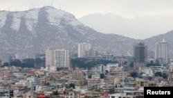 «Зелена зона» в Кабулі