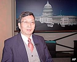 美国《北京之春》杂志主编胡平