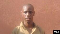 Angola Nito Alves após libertação