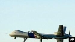 미군 소속 무인항공기 프레데터(자료사진)