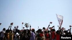 Festivités à Abyei suite à la publication des résultats du référendum
