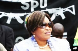 Zanele Magwaza-Msibi in February abandoned a senior post in the IFP to form the NFP